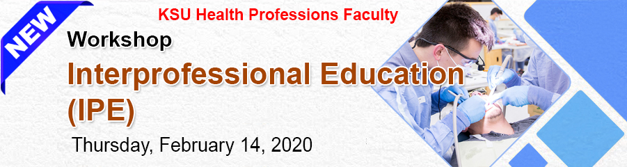 InterProfessional Education - Workshop