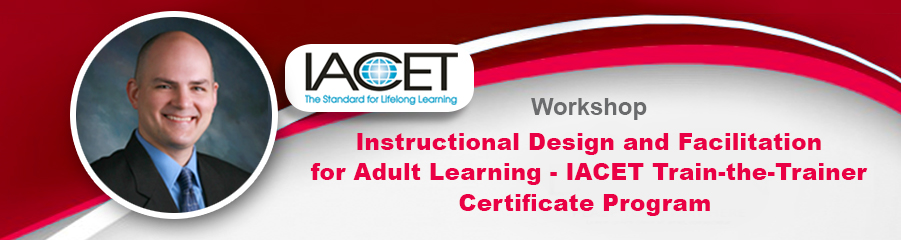 Workshop2 - IACET Train-the-Trainer