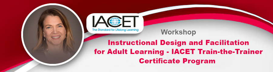 Workshop3 - IACET Train-the-Trainer